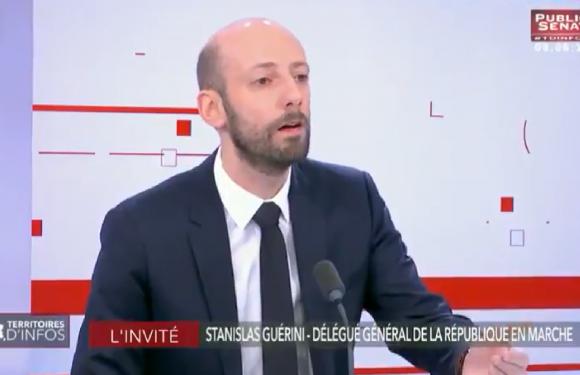 Stanislas Guérini (LREM) : « l'immigration sera dans le débat national » (mais sans les arrières-pensées politiques du débat sur l'identité national)