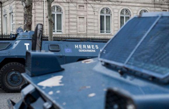 Acte 5 des «gilets jaunes» : à Paris, la police déploie le même dispositif que samedi dernier