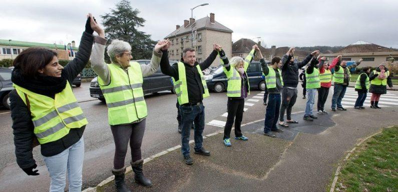 70% des Français approuvent toujours les «gilets jaunes»