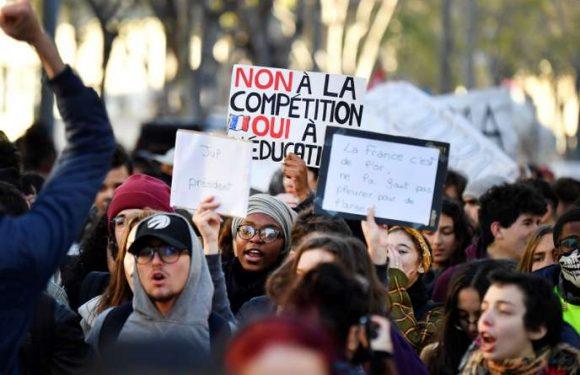 Nouvelle journée de mobilisation lycéenne : 170 lycées « perturbés »