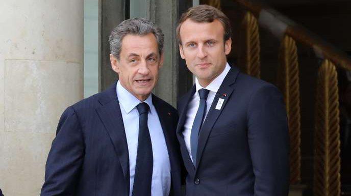 Sarkozy, conseiller de l'ombre de Macron