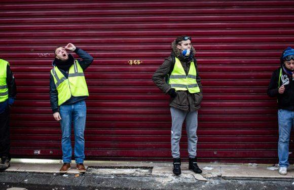 « Gilets jaunes » : la mobilisation s'essouffle, particulièrement à Paris