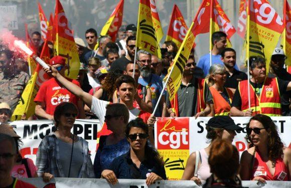La CGT, appelle à la grève générale ce vendredi