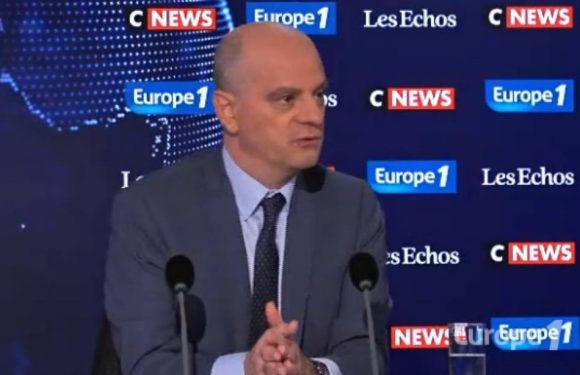 «Gilets jaunes»: Pour Jean-Michel Blanquer, l'occupation des ronds-points n'apportera pas de «solution»