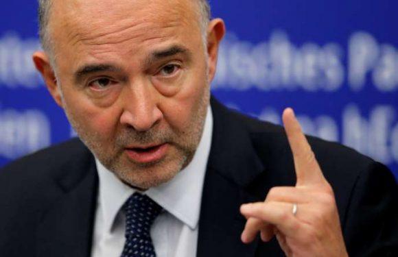 Selon Moscovici, Bruxelles suit «avec attention» l'impact sur le déficit des mesures de Macron