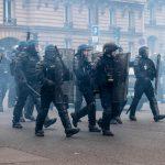 Paris Après les Gilets jaunes, des policiers en colère appellent à un acte 1 des Gyros bleus