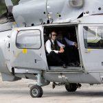 POLITIQUE Gilets jaunes : samedi 8 décembre, un hélicoptère était prêt à exfiltrer Macron de l'Élysée