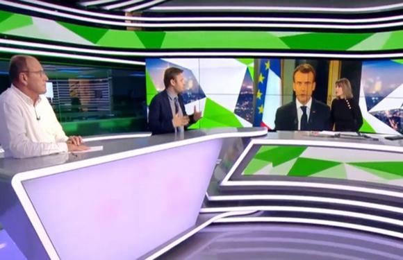 Suivez le décryptage des annonces d'Emmanuel Macron dans l'édition spéciale sur RT France