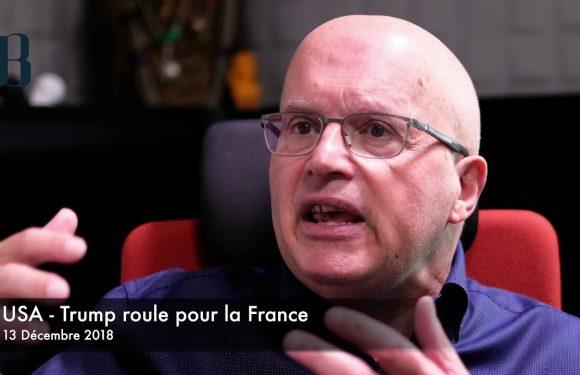 USA : Trump roule pour la France