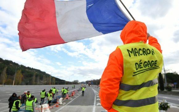 «Gilets jaunes»: les étapes d'une fronde inédite en France