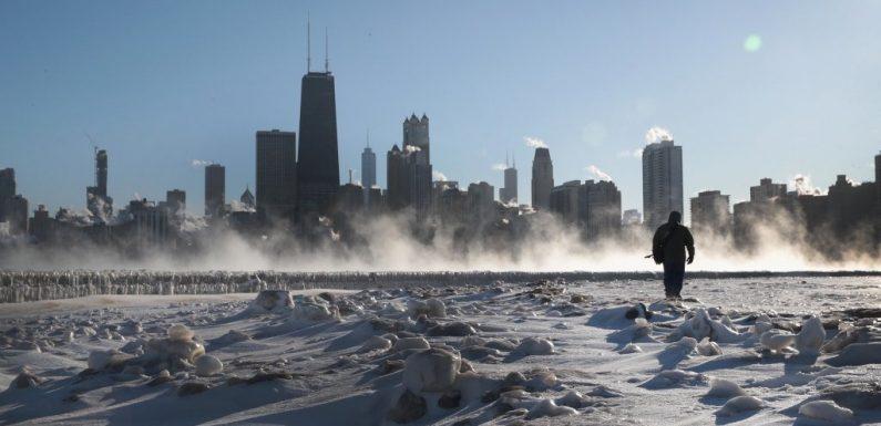 Le froid polaire aux États-Unis fait plusieurs morts