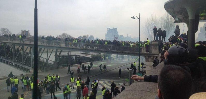 EN DIRECT. Acte 8 des «Gilets jaunes» : 25.000 manifestants à 15h selon la police