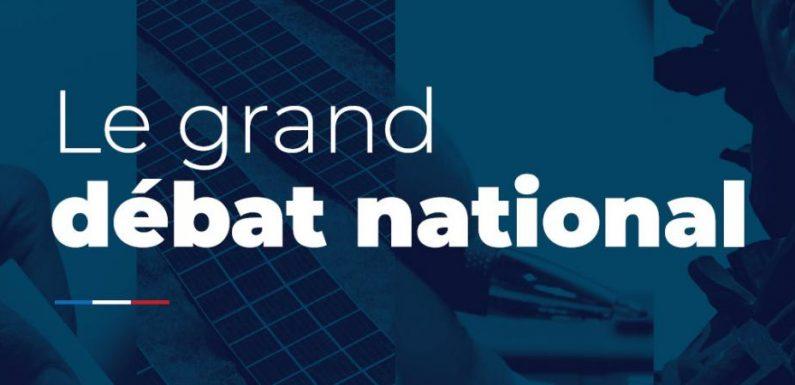 Grand débat national : découvrez les 82 questions suggérées aux participants