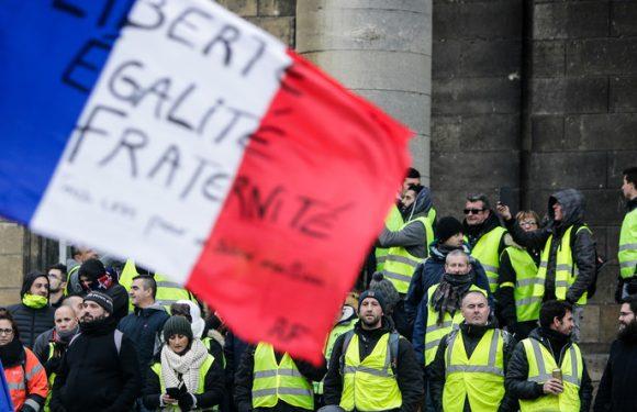 Acte 8 des Gilets jaunes : après les vœux de Macron, première mobilisation de 2019 (EN CONTINU)