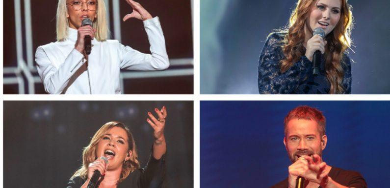 «Destination Eurovision»: Bilal, Seemone, Badi, Moire… Le «choc des titans» en finale