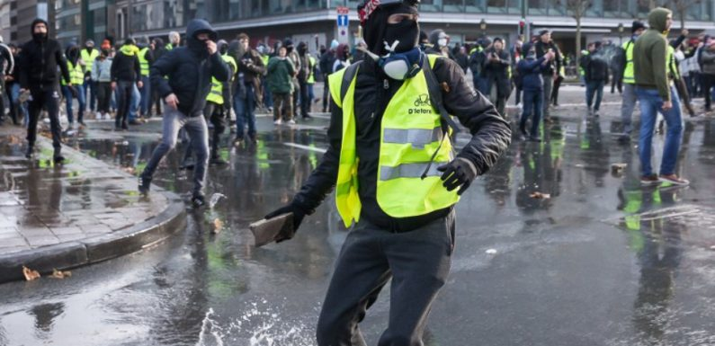 The gilets jaunes: The good, the bad and the ugly