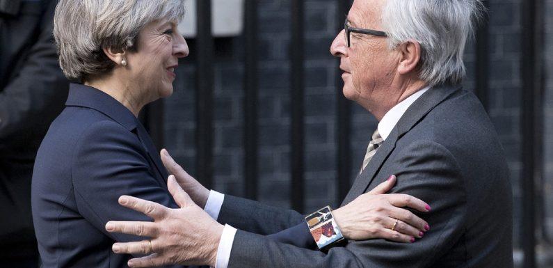 Brexit: Après la demande de Theresa May, l'Union européenne refuse de renégocier l'accord de retrait