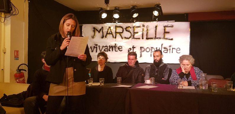 Immeubles effondrés à Marseille : Une quarantaine de collectifs s'allient pour dénoncer « une ville qui se fait sans les habitants »