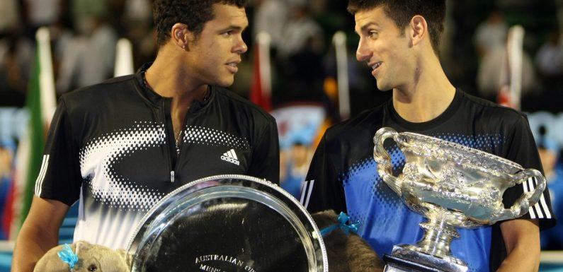 Open d'Australie: A quoi aurait ressemblé la carrière de Tsonga s'il avait battu Djokovic à Melbourne en 2008?