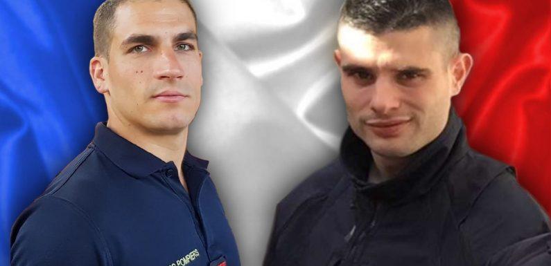 VIDEO. Explosion à Paris: Qui sont les deux pompiers décédés?