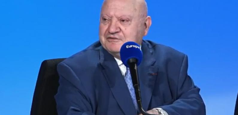 André Santini : «Emmanuel Macron est entouré de gens qui n'ont aucune expérience»