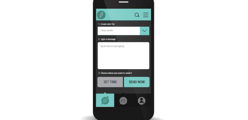 Un père de famille développe une app' qui force ses enfants à répondre à ses SMS