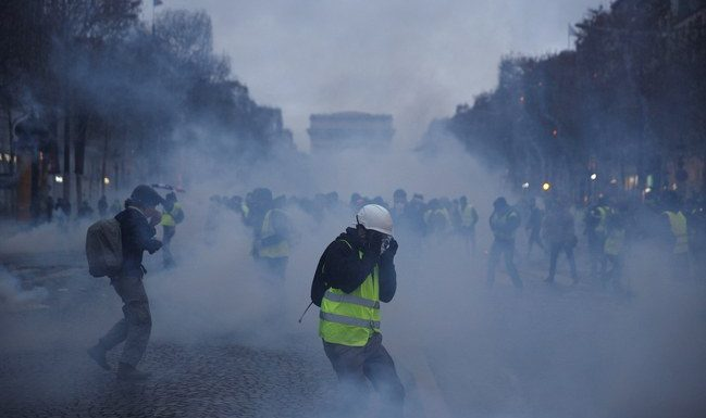 The Complicated Politics of the Gilets Jaunes Movement