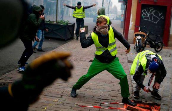« Gilets jaunes » : 345 interpellations en France ce week-end