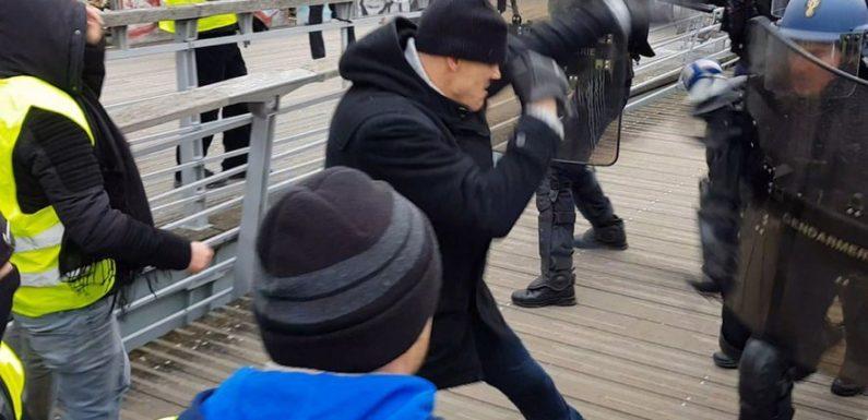 Le boxeur « gilet jaune » Christophe Dettinger dormira en prison jusqu'à son procès
