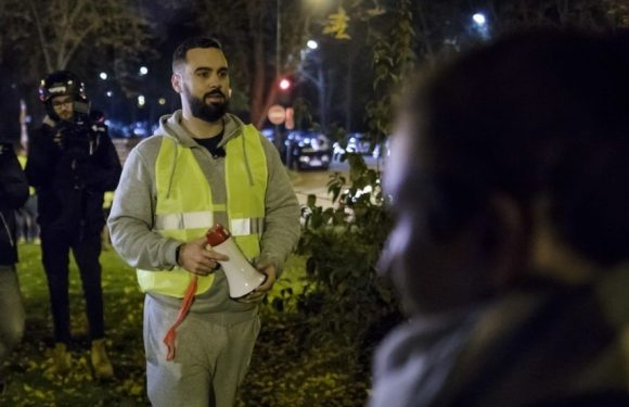 Gilets jaunes : Mélenchon rend un vibrant hommage à Eric Drouet et à son homonyme de la Révolution