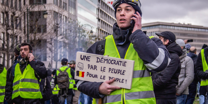 The discredited economic vision at the root of France's 'gilets jaunes' problem