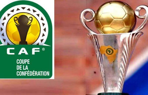 Coupe CAF: toutes les affiches des barrages
