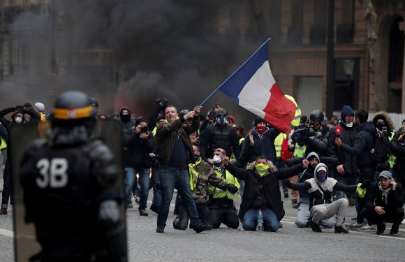 The Anger of the 'Gilets Jaunes'