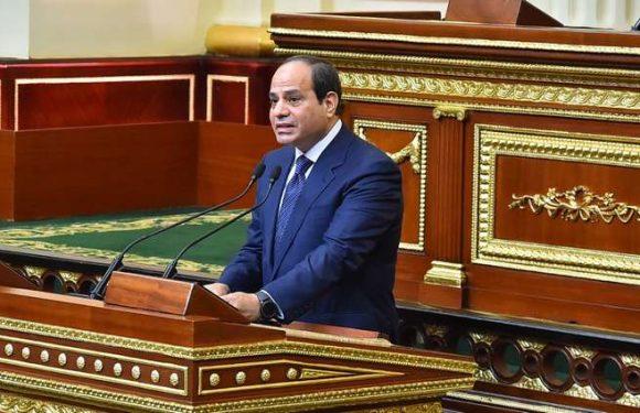 Egypte : une réforme envisagée pour permettre à Sissi de se représenter