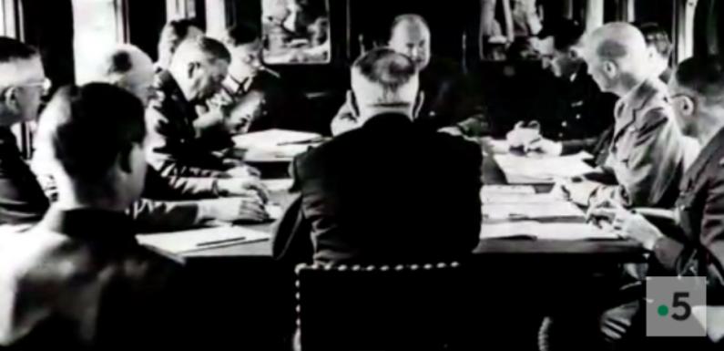 Non, l'enregistrement des négociations de l'armistice de 1940 diffusé ce soir sur France 5 n'est pas inédit