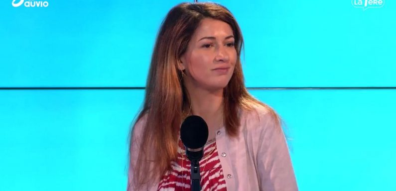 Le Grand Oral de Zineb El Rhazoui (ex Charlie Hebdo): «Le devoir de l'ouvrir grand comme ça !»