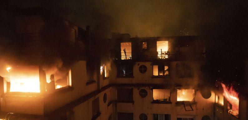 VIDEO. Incendie meurtrier à Paris: La suspecte va être présentée à un juge d'instruction