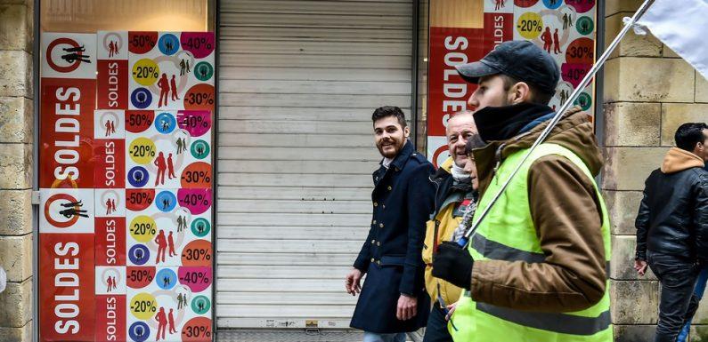 «Gilets jaunes»: Les commerçants et les grandes villes présentent la facture à l'État