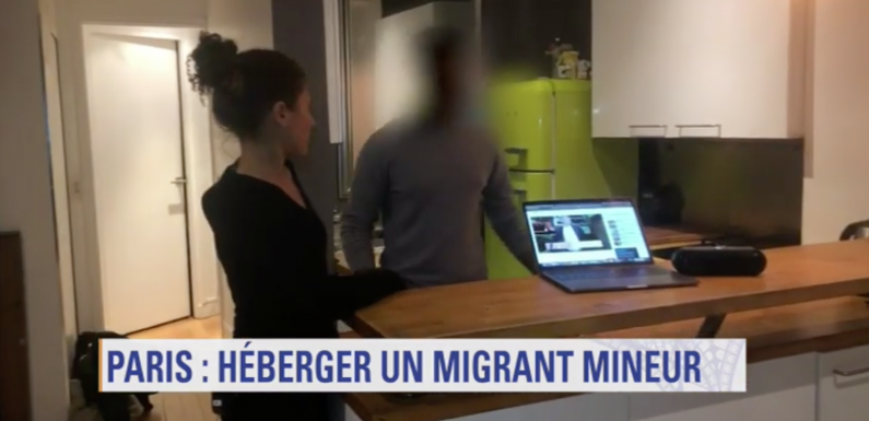 Paris : Héberger un migrant mineur