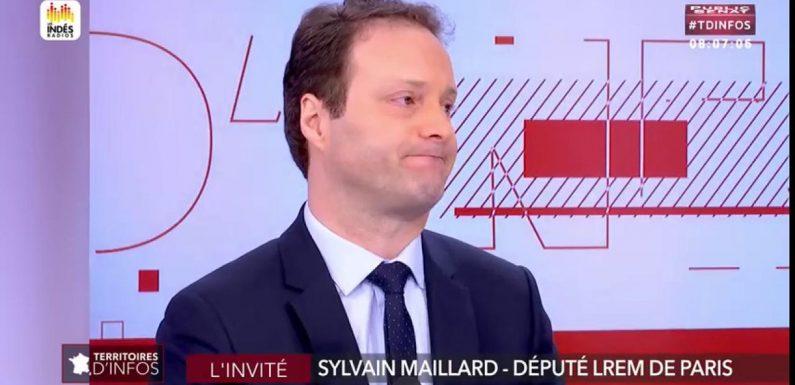 Sylvain Maillard (LREM) : « Le Rassemblement National et la France Insoumise portent en eux-mêmes des racines antisémites très claires. »