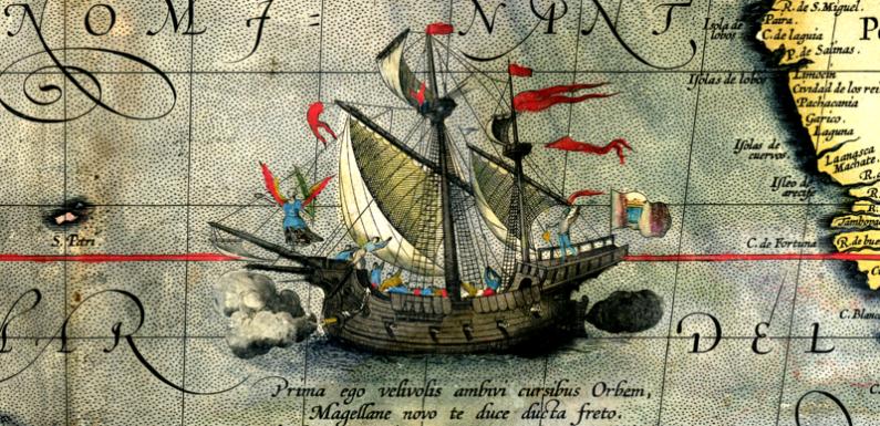 Histoire. Magellan divise encore le Portugal et l'Espagne, cinq siècles plus tard