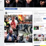 """""""Gilets jaunes"""": des photos décontextualisées pour critiquer Macron"""