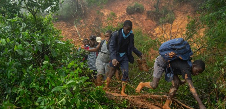 Cyclone Idai: Au moins 127 morts au Mozambique et au Zimbabwe