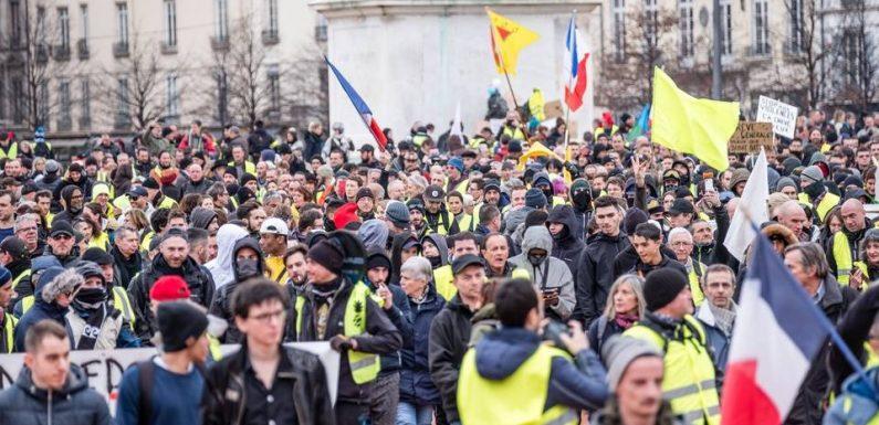 «Gilets jaunes» à Lyon: Trois personnes interpellées après avoir fabriqué des cocktails Molotov