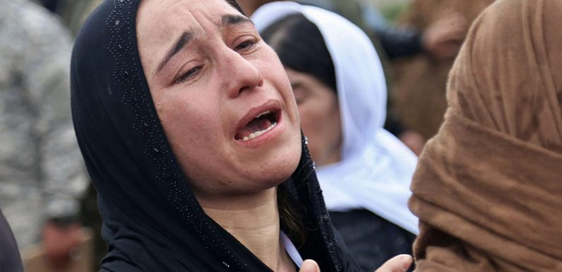 ISIS wives must be held accountable for Yazidi massacre