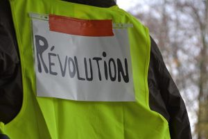 Hi-vis - the symbol of authority that the gilets jaunes turned into rebel fashion
