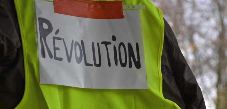 Hi-vis – the symbol of authority that the gilets jaunes turned into rebel fashion
