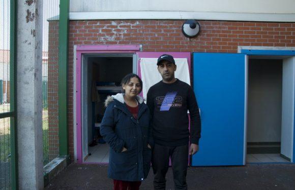 Reportage : la longue attente des sans-papiers enfermés dans le centre de rétention du Mesnil-Amelot