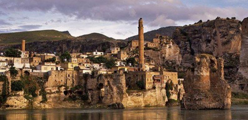 Appel à une mobilisation mondiale pour sauver des eaux le site antique de Hasankeyf