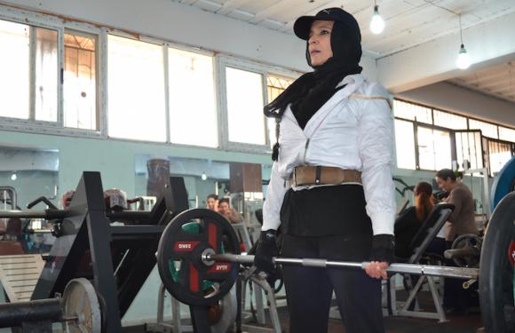 Libye : à Benghazi, les femmes s'émancipent avec des haltères